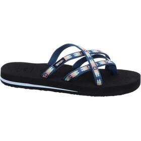 Teva W's Olowahu Sandals Pana Stellar